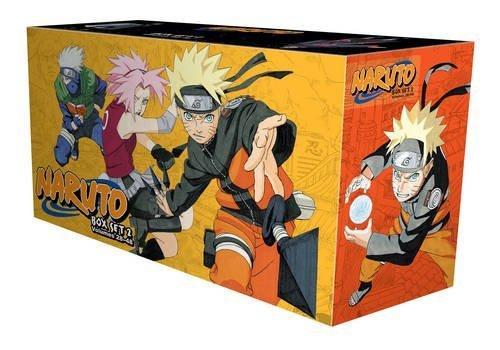 Naruto Box Set 2: Volumes 28-48 with Premium by Kishimoto, Masashi(July 7, 2015) Paperback