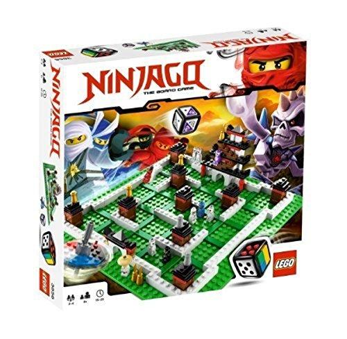 LEGO Spiele 3856 - Ninjago Temple