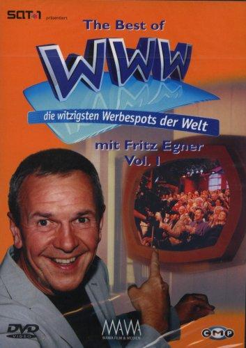 The Best Of WWW - Die witzigsten Werbespots der Welt mit Fritz Egner