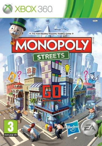 [UK-Import]Monopoly Streets Game XBOX - Xbox Für Monopoly 360