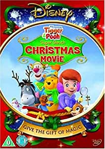 My Friends Tigger And Pooh - A Super Sleuth Christmastery [DVD]