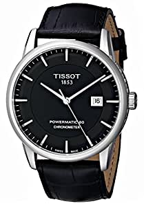 TISSOT - Montre TISSOT LUXURY automatique GENT COSC T0864081605100
