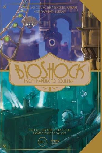 Bioshock: From Rapture to Columbia por Mehdi El Kanafi