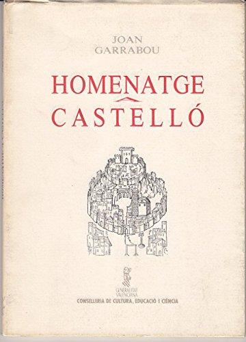 HOMENATGE CASTELLÓ