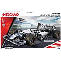 Meccano coche de carreras