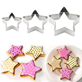 Stainless Steel Star Biscuit Cutter Cookie Cutters Cake Baking Cookie Cutter Cake Decorating