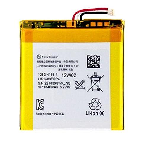 Akku 1800 mAh LIS1489ERPC Arco für Sony Xperia S