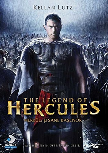 The Legend of Hercules - Herkül: Efsane Başlıyor (DVD)