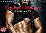 Erotische Männer. Adonis und Co. (Tischkalender 2017 DIN A5 quer): Stilvolle Männererotik und starke Muskeln für aufregende Momente (Geburtstagskalender, 14 Seiten ) (CALVENDO Menschen)