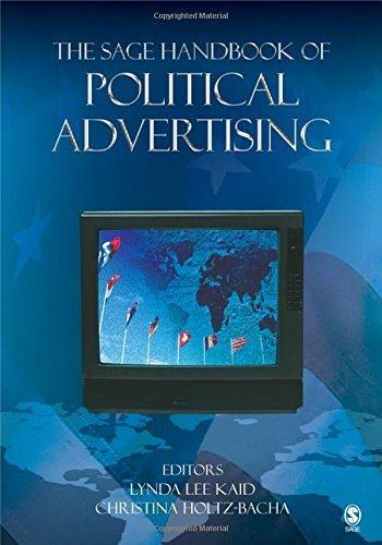 The SAGE Handbook of Political Advertising by Lynda Lee Kaid (2006-08-03)