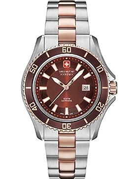 SWISS MILITARY-HANOWA Damen-Armbanduhr 06-7296.12.005