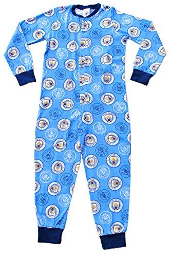 Thepyjamafactory -  pigiama due pezzi - ragazzo blue 7-8 anni