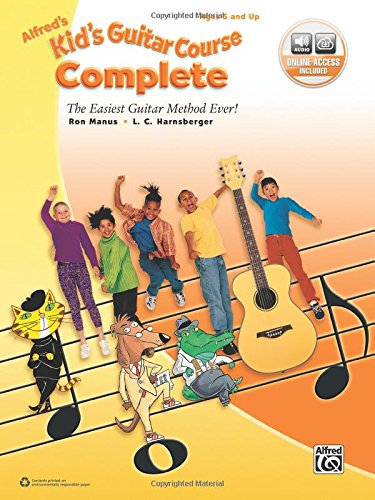 alfreds-kids-guitar-course-complete-with-online-audio-the-easiest-guitar-method-ever-guitare-alfred-