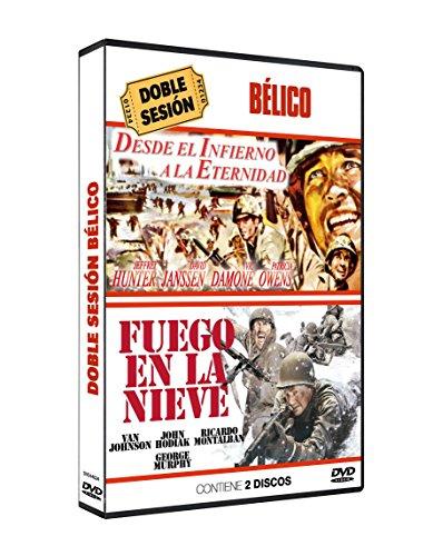 Preisvergleich Produktbild DOBLE SESION BELICO (DESDE EL INFIERNO + FUEGO EN LA NIEVE) (Spanien Import,  siehe Details für Sprachen)