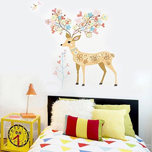 k Wand Aufkleber Pvc-Material Diy Art Wall Decals Für Wohnzimmer Schlafzimmer Kinderzimmer Home Decor Wandmalereien (Kreative Halloween-thema-namen)
