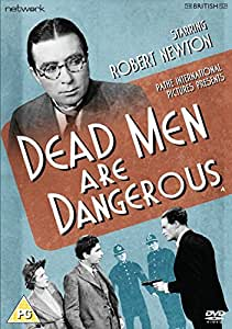 Dead Men Are Dangerous [DVD]