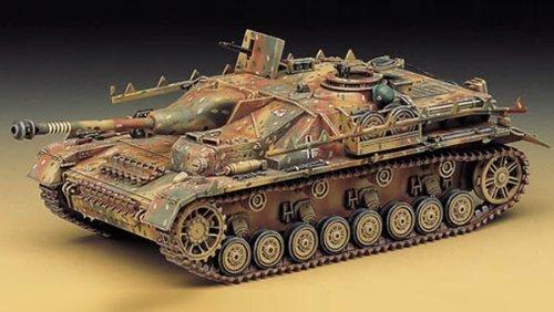 1/35 Sturmgeschutz Sdkfz.167 13235 (1332) - Plastic Model Kit by Academy Models