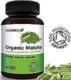 Organic Matcha Green Tea supplement from Japan - Powerful Antioxidant Energy Booster