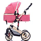 Biciclette per bambini DUO Babysing Passeggino Neonato Passeggino 0-36 mesi...