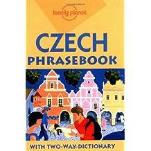 Czech phrasebook 1 (Lonely Planet Phrasebook: India)