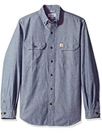 bbda357618 S008 L S Fort Solid Long Sleeve Shirt