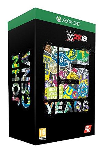 WWE 2K18: Edición Cena (Xbox One)