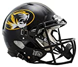Riddell Sports NCAA Speed Authentic Helm, schwarz