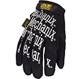Mechanix Wear 1181953 Guanti, Nero, M, Set di 2