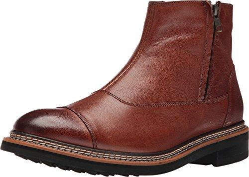 Caterpillar Men's Adner Ankle Boot,Rust Full Grain Leather,US 8 M Caterpillar Ankle Boot