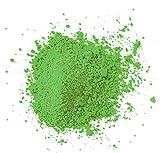 Inception Pro Infinite 100 grammes de Pigment Poudre - Huile - Tempera - Fresques - Encaustique - Coloriage - Couleur - Zinc Vert Clair