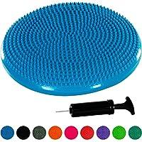 MOVIT Ballsitzkissen, Dynamic Seat, Oder, Dynamic Seat XL, inkl. Pumpe, Schadstoffgeprüft und phthalatfrei, 33 cm Oder 37 cm, Verschiedene Farben