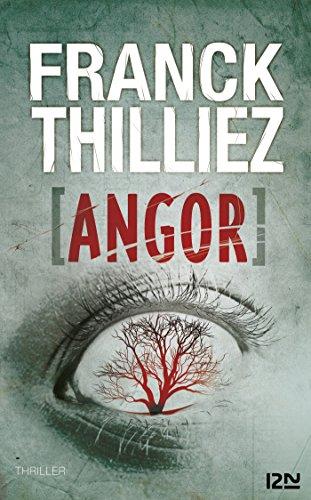 Couverture du livre Angor - extrait