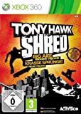 Cheapest Tony Hawk: Shred (Solus) on Xbox 360