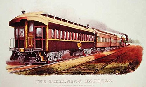 image-encadre-american-school-the-lightning-express-published-by-nathaniel-currier-1813-88-and-james
