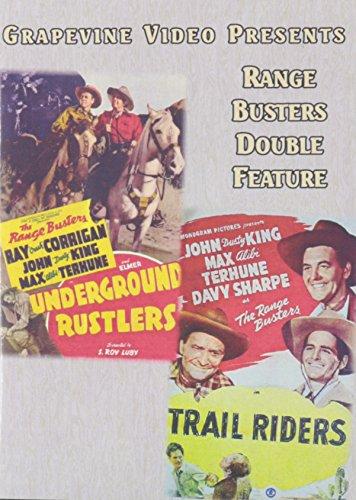 Bild von Underground Rustlers / Trail Riders