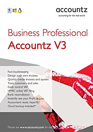 Business Accountz Professional V3 [Download]