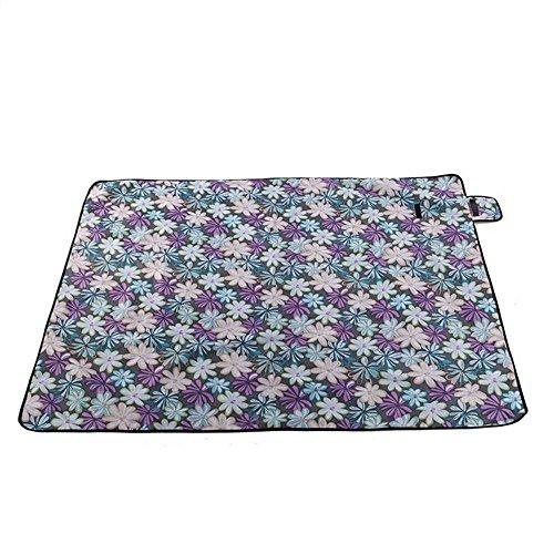 Alfombras de picnic ocio alfombra de viaje impermeable al aire libre conveniencia...