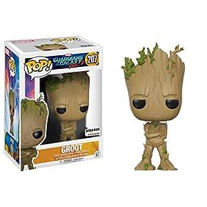 Figura Pop Guardians of The Galaxy Teenage Groot Exclusive