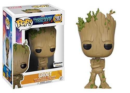 Figura Pop Guardians of The Galaxy Teenage Groot Exclusive 2
