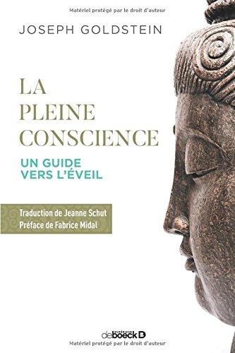 La pleine conscience, Un guide vers l'éveil par Joseph Goldstein