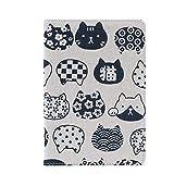 Personalizzabile in confezione da 2 in tessuto A5 Blocco note Rivista semplice stile Regalo perfetto come diario di viaggio Art Sketchbook Personalizzabile 13.5 * 19.5cm