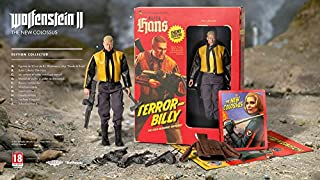 Wolfenstein II : The New Colossus - Edition Collector (B0721K8T1H) | Amazon Products