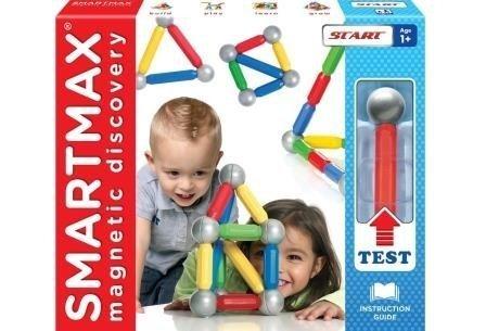 Preisvergleich Produktbild Smartmax SMX 309 - Bau und Konstruktionsspielzeug Start Try Me, mehrfarbig