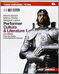 Performer. Culture and literature. Per le Scuole superiori. Con DVD-ROM. Con espansione online: 1