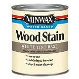 Minwax 1 Quart Wasser White Oak-Holzlasuren 61806