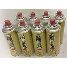 Gas butano tarros botellas ideal para estufas parrillas calentadores portátiles llamas