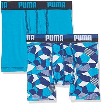 Puma Camo Rock Print,  Boxer niño (pack de 2)