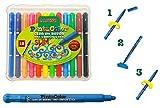 Alpino PX000112 - Pack de 12 lápices, multicolor