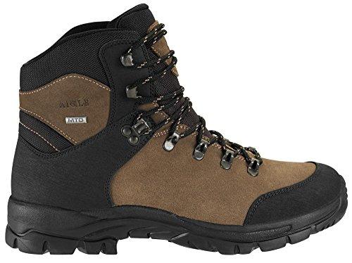 Chaussures de chasse Aigle Cherbrook Kaki