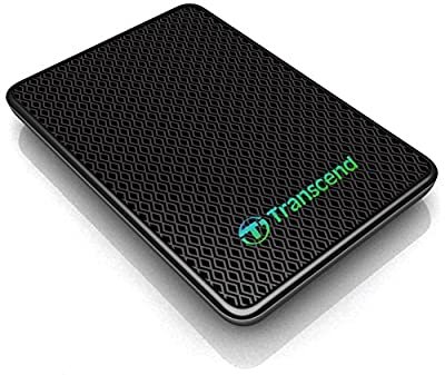 Transcend ESD400K SuperSpeed USB 3.0 Portable Solid State Drive